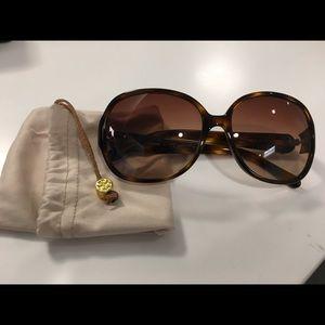 Authentic EUC Tory Burch Sunglasses
